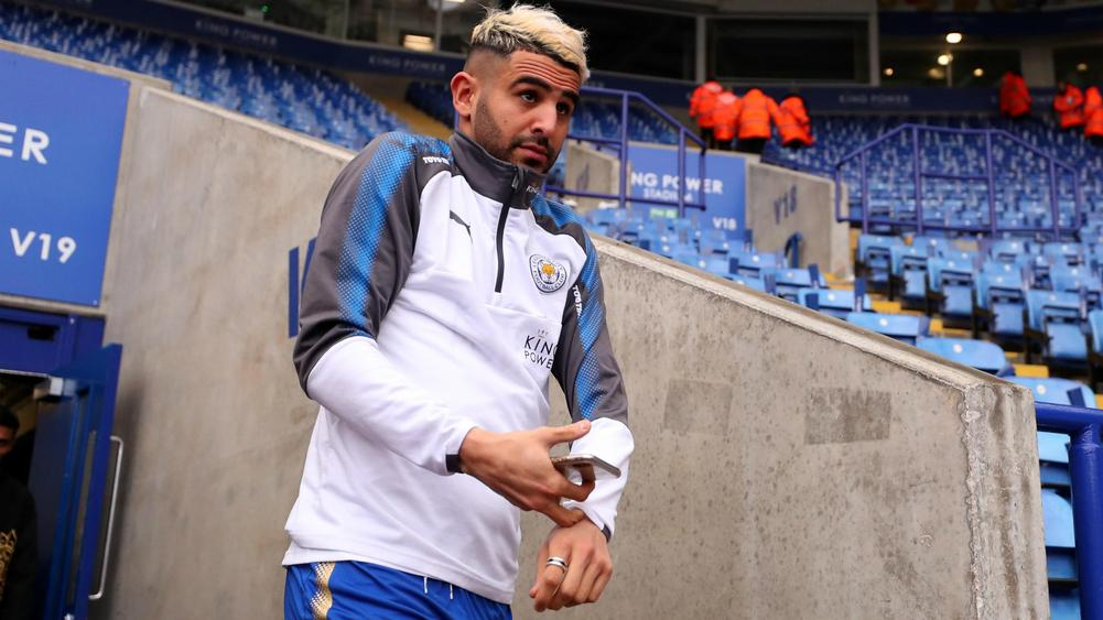 Leicester star Mahrez confirms Facebook hacked for retirement post