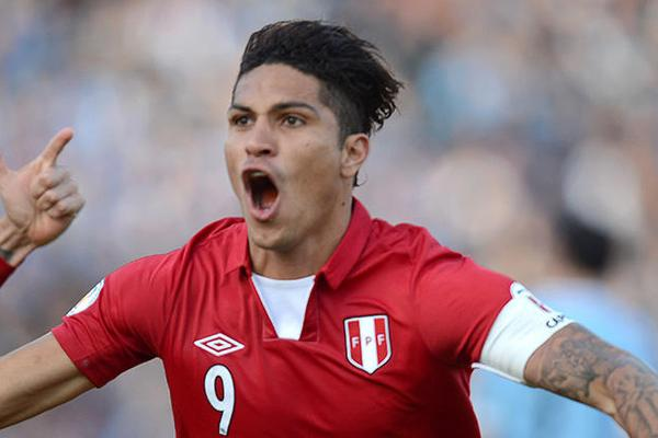 Paolo Guerrero (Forward)