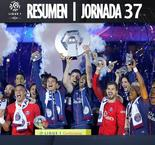 Ligue 1 Highlights: ¡PSG, Campeones!
