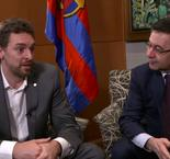 NBA Legend Pau Gasol Discusses Soccer's Growth in the USA