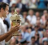 Federer climbs ATP rankings