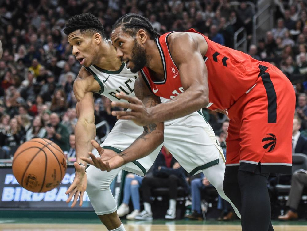 raptors vs bucks - photo #2