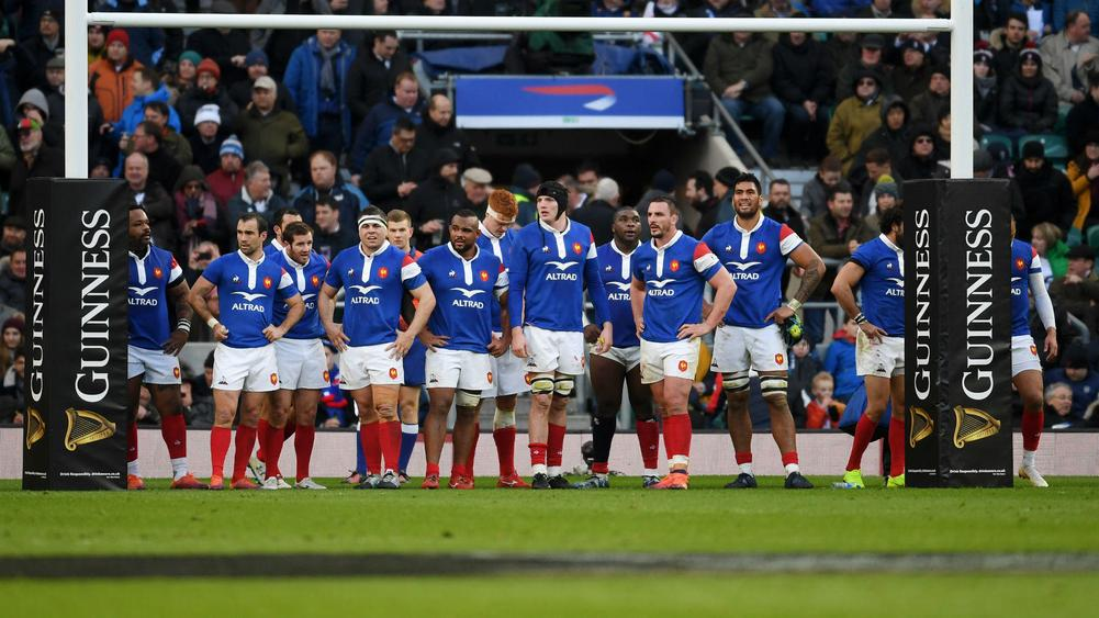 France team - cropped
