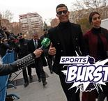 Sports Burst - Ronaldo Becomes Messi's Equal