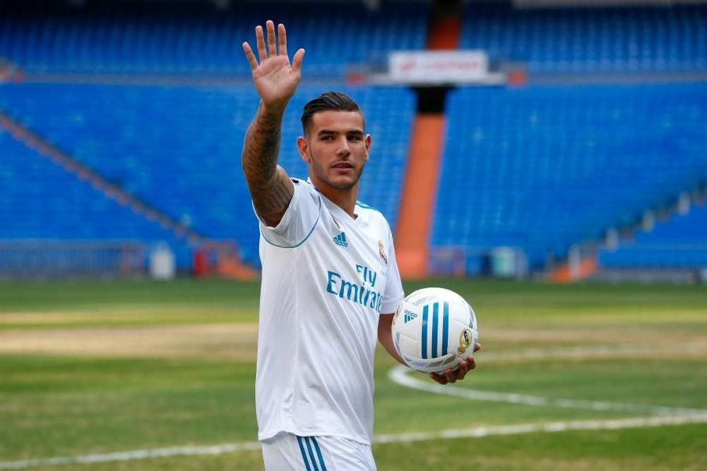 Theo Hernandez accueilli comme une star au Real