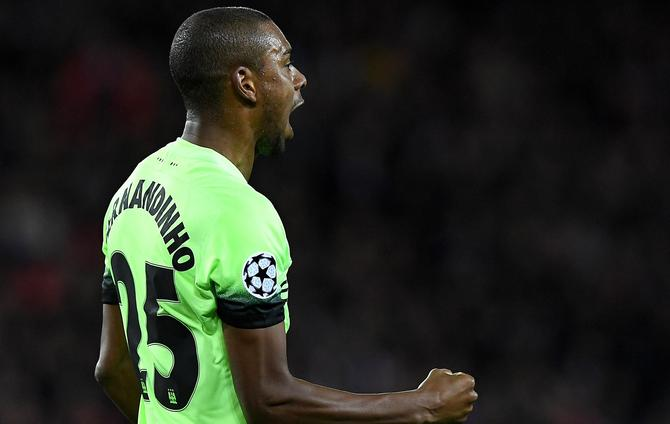 Fernandinho Insists Manchester City Have Learned From Past Mistakes