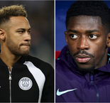 Pires: I Wouldn't Swap Dembele For Neymar