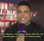 "Ronaldo Nazario: ""I Have a Soft Spot for Paris Saint-Germain"""