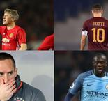 Ribery, Toure and Totti join Schweinsteiger among Dorival's ambitious Santos targets