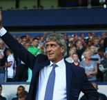 Pellegrini delighted with Toure after comprehensive win