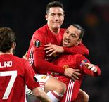 Ibra's hat-trick puts United in charge