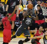 Golden State réussit le hold-up parfait