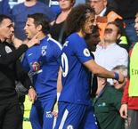 David Luiz was fouled by Sanchez before red, claims Conte