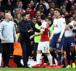 Tottenham wrong to get involved in melee, says Pochettino