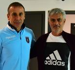 Mourinho visits Istanbul Basaksehir before Burnley game