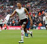 Crystal Palace 1 Manchester United 2 (AET): Lingard the hero as United end FA Cup drought
