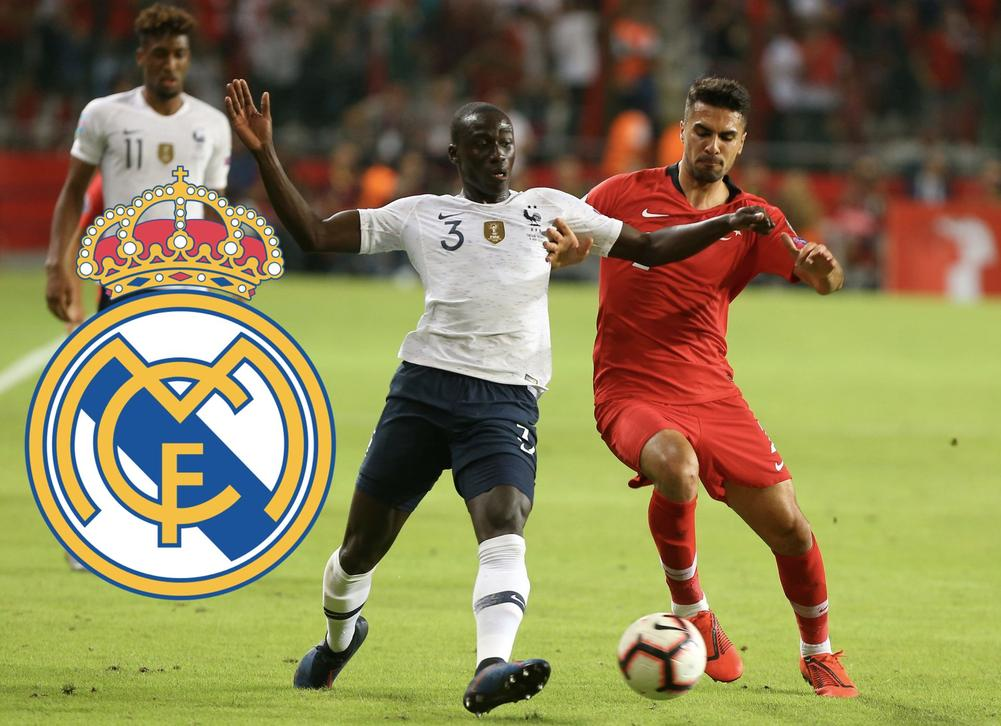 Image result for ferland mendy real madrid