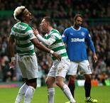 Celtic 0 Rangers 0: Spoils shared in frantic Old Firm derby