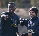 Mata urges Pogba to stay at Manchester United