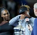 Osaka apologises for defeating Serena at US Open