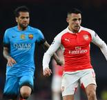 It's a possibility - Dani Alves talks up PSG switch for Sanchez