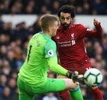 Liverpool Miss Chance To Reclaim Top Spot In Scoreless Derby Stalemate With Everton