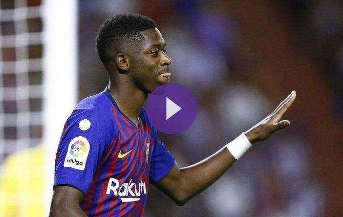 Getafe Real Valladolid Live Score Video Stream And H2h: Real Valladolid 0 Barcelona 1- Match Report