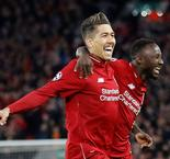 Keita Out, Firmino In Liverpool's UCL Final Squad