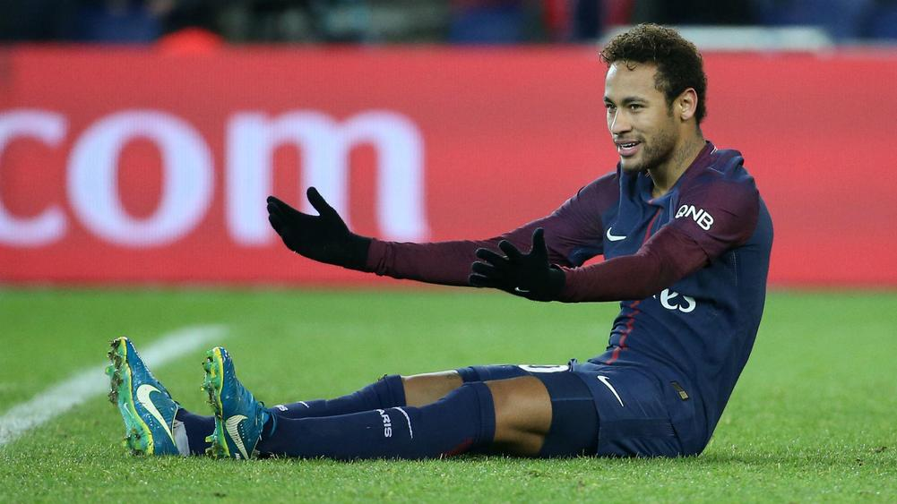 Neymar's Paris Saint-Germain beaten by lowly Strasbourg