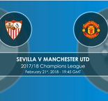 Sevilla v Man United - Head-to-Head