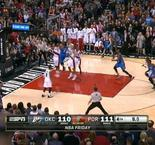 On-fire Westbrook can't prevent OKC defeat
