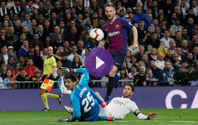 Getafe Real Valladolid Live Score Video Stream And H2h: Real Madrid 0 Barcelona 1