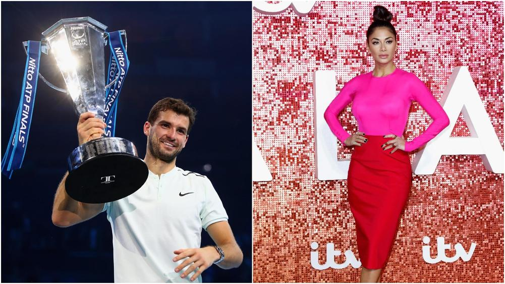 Grigor Dimitrov cruises, David Goffin will play Roger Federer