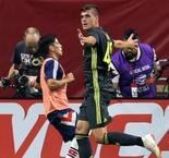 Juventus sinks MLS All Stars in penalty shoot-out