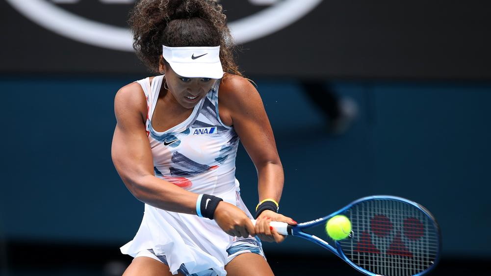 Australian Open 2020 Osaka Begins Title Defence With