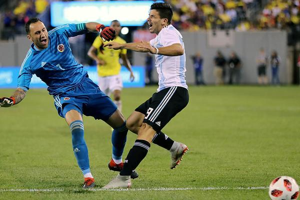 Colombia 0-0 Argentina