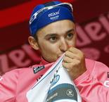 Gianluca Brambilla Earns First Grand Tour Stage Win to Seize Giro d'Italia Lead