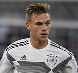 Kimmich can be Germany's number six, claims Low