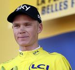 Froome ready for battle to keep Tour lead