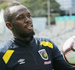 Bolt feeling the nerves ahead of Mariners debut