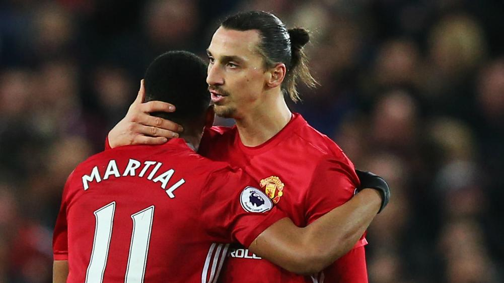 Zlatan Ibrahimovic's New Year's Resolution Of More Assists