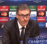 Barcelona deserved to qualify - Blanc