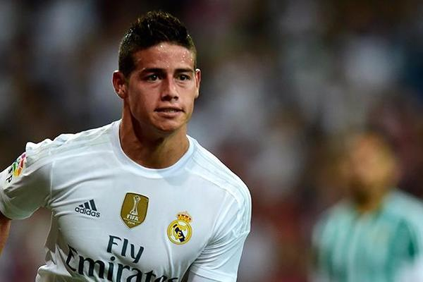 James Rodriguez (Colombia-Midfielder)