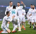 Real Madrid Eliminasi Paris Saint-Germain