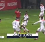 Highlights : Lille 2-2 Lyon