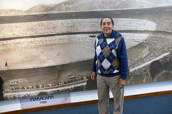 Uruguay Legend Alcides Ghiggia Passes Away