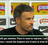 Luis Enrique vows to stick with youth