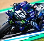 Viñales Leads Marquez, Quartararo In France