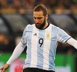 Gonzalo Higuain Out As Sergio Aguero Returns For Argentina