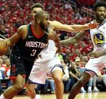 Houston privé de Chris Paul pour le match N.6 contre Golden State